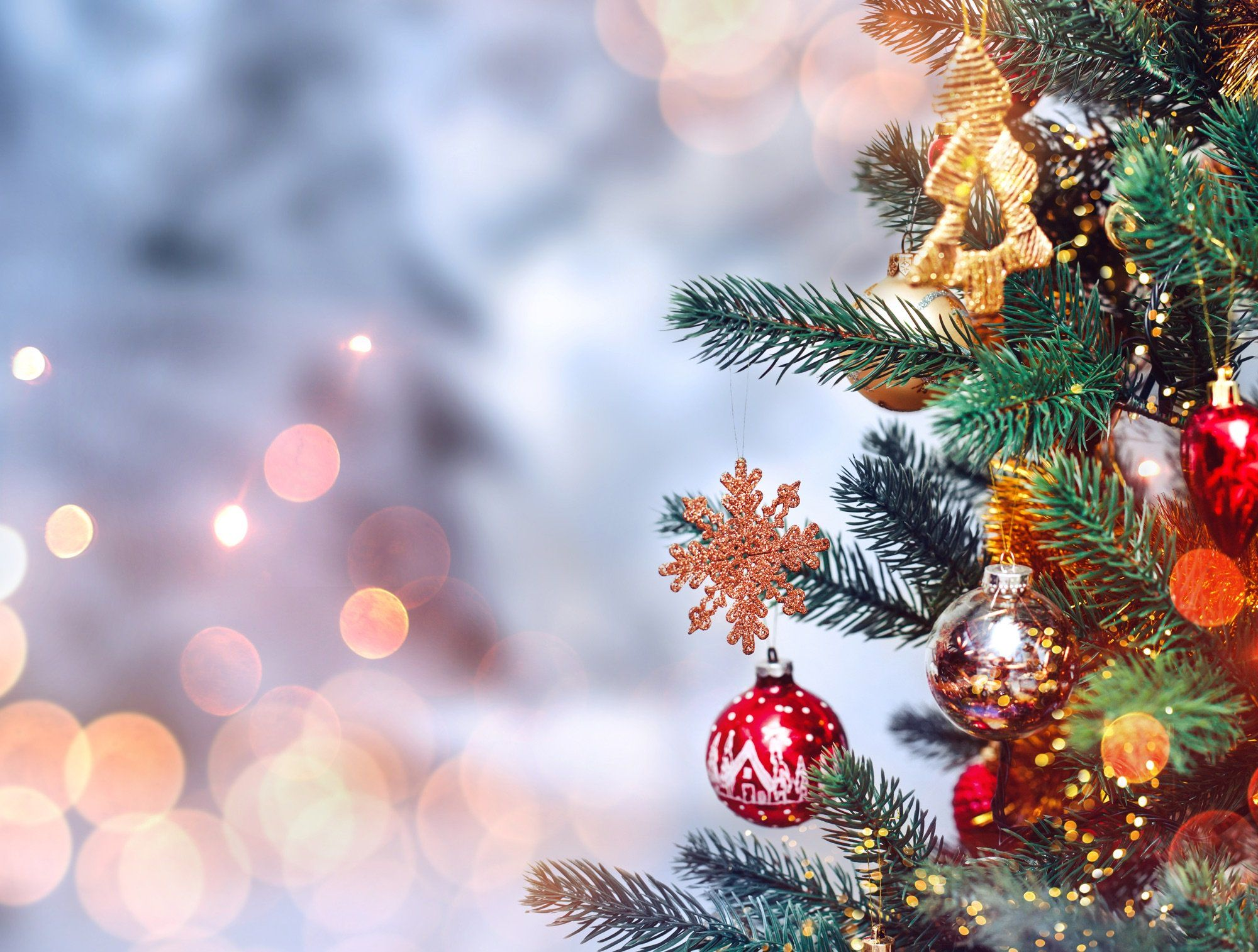 10 Ways To Get Into The Holiday Spirit Early Christmas Tree Background Christmas Decorations Christmas Tree