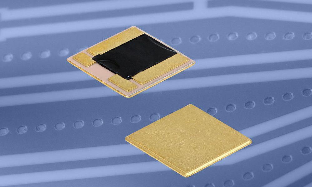 Vishay Intertechnology Automotive Grade Wfp Power Metal Plate Shunt Resistors With Images Resistors Power Metal Electronics Components