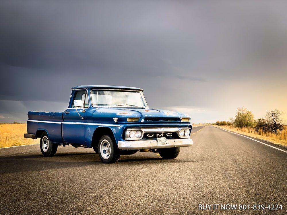 Ad - 1965 Chevrolet C-10 PATINA HOT ROD SHOP TRUCK *LS SWAP