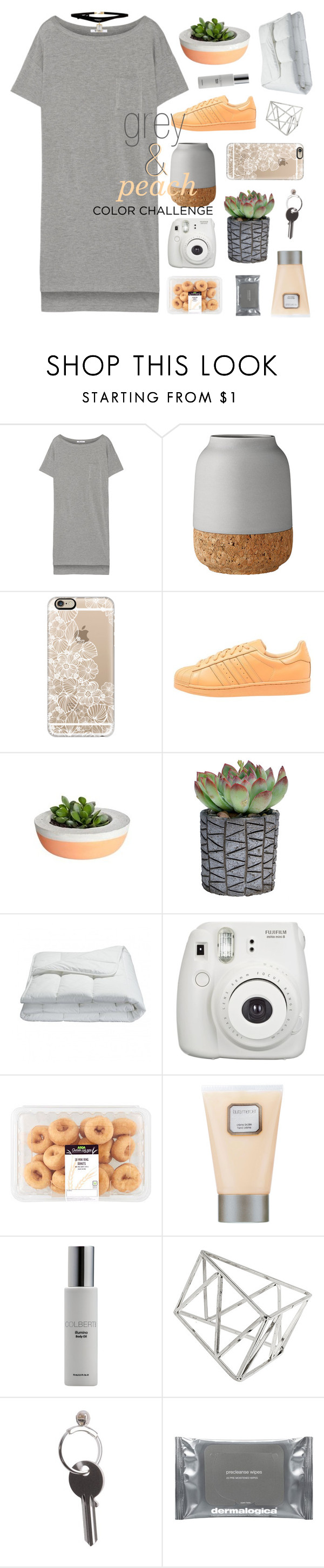 """""""❁ sunshine after the rain"""" by soundlxss ❤ liked on Polyvore featuring T By Alexander Wang, Dot & Bo, Casetify, adidas Originals, Frette, Fujifilm, Laura Mercier, Colbert MD, Topshop and Maison Margiela"""