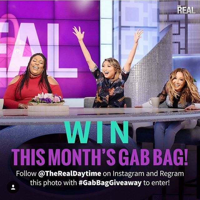 Dont judge a girl for trying. #gabbaggiveaway #sponsored @therealdaytime
