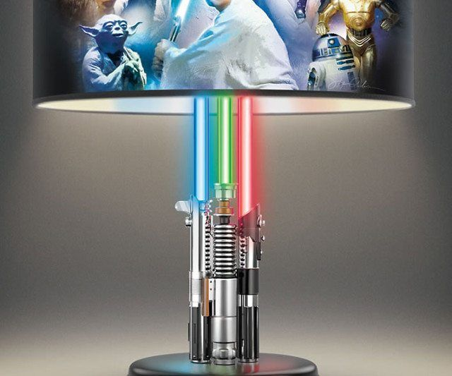 Great Star Wars Lightsaber Lamp   Https://tiwib.co/star Wars