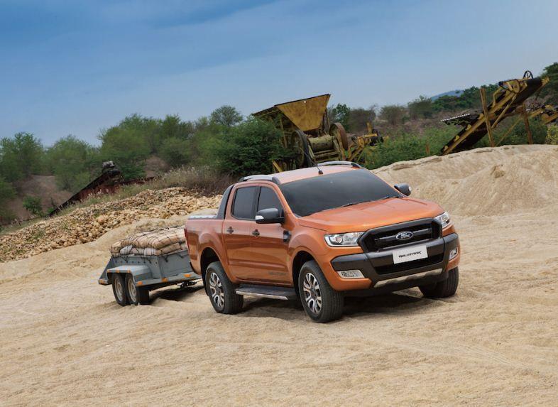 xe bán tải ford ranges