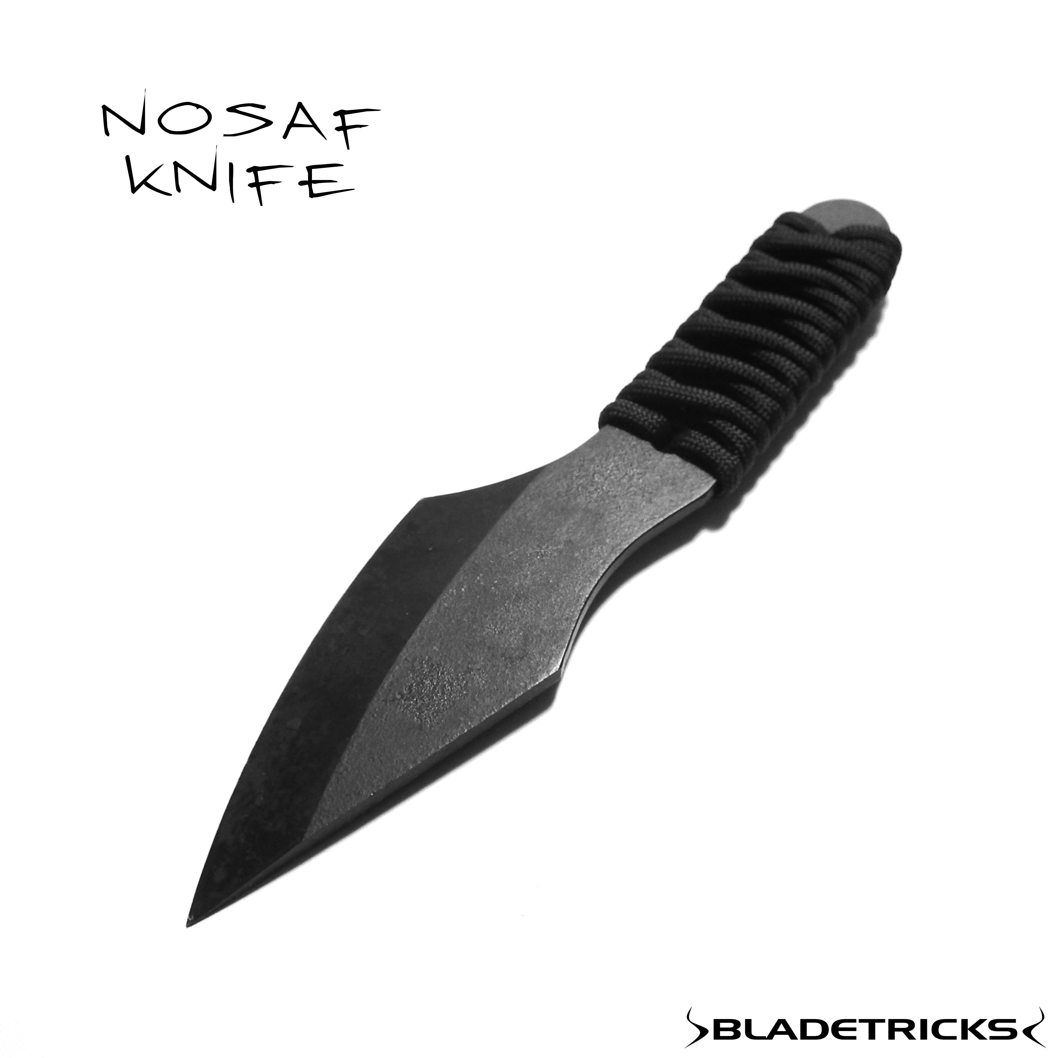 Bladetricks Nosaf Knife | KNIVES | Pinterest | Knives, Blade and ...