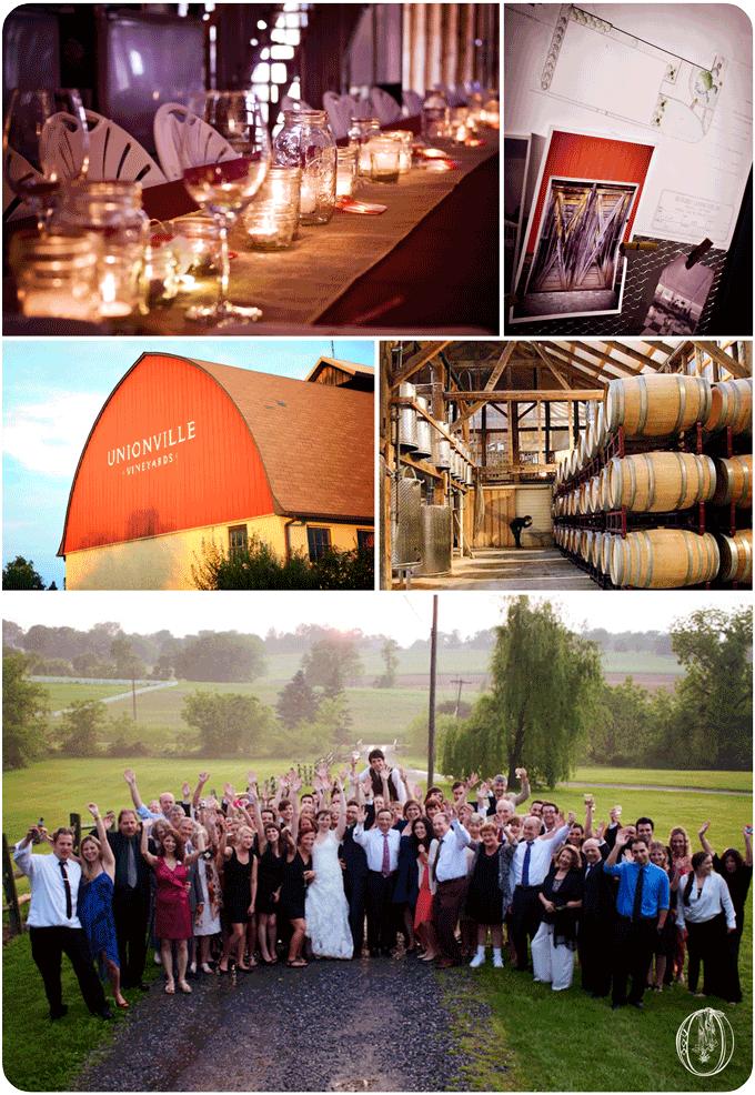 Unionville Vineyards Wedding Event Venue Tent Plans Brad Ross Photography Oleander Bucks County Nj Florist