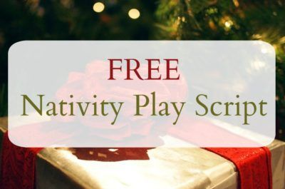 nativity play script