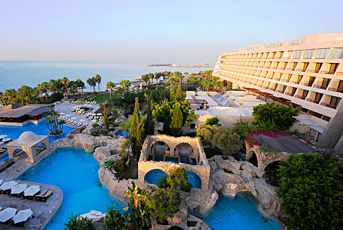 Limassol, Cyprus | Cyprus hotels, Resort spa, Resort