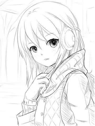 Paling Populer 30 Gambar Keren Dan Mudah Di Gambar 30 Sketsa Anime Mudah Di Gambar Cewek Cowok Couple From Pelajarindo Di 2020 Sketsa Gambar Grafit Gambar Karakter