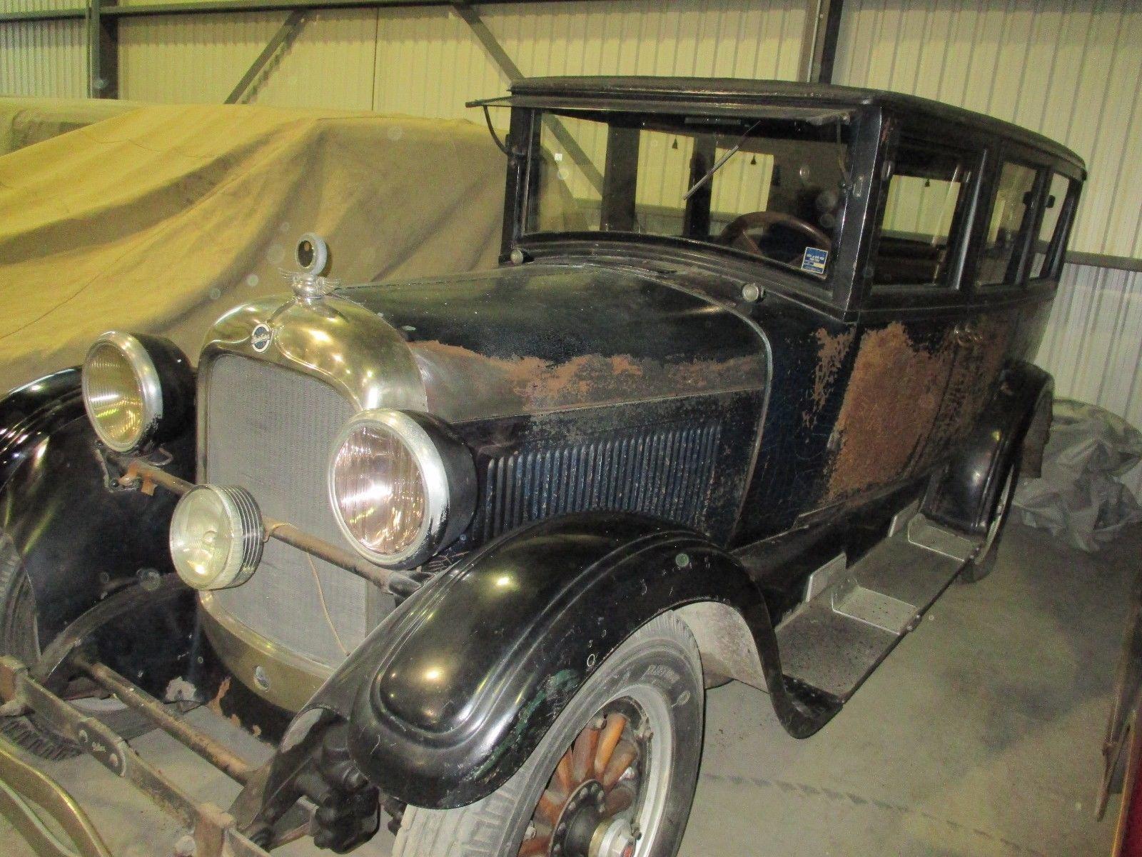 1926 Studebaker Big Six Berline 7 Pass | Motor car and Cars