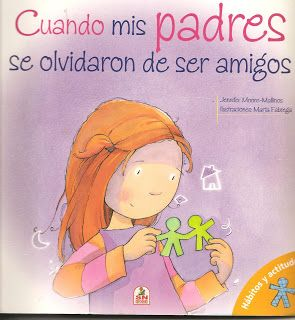 libros infantiles separacion padres