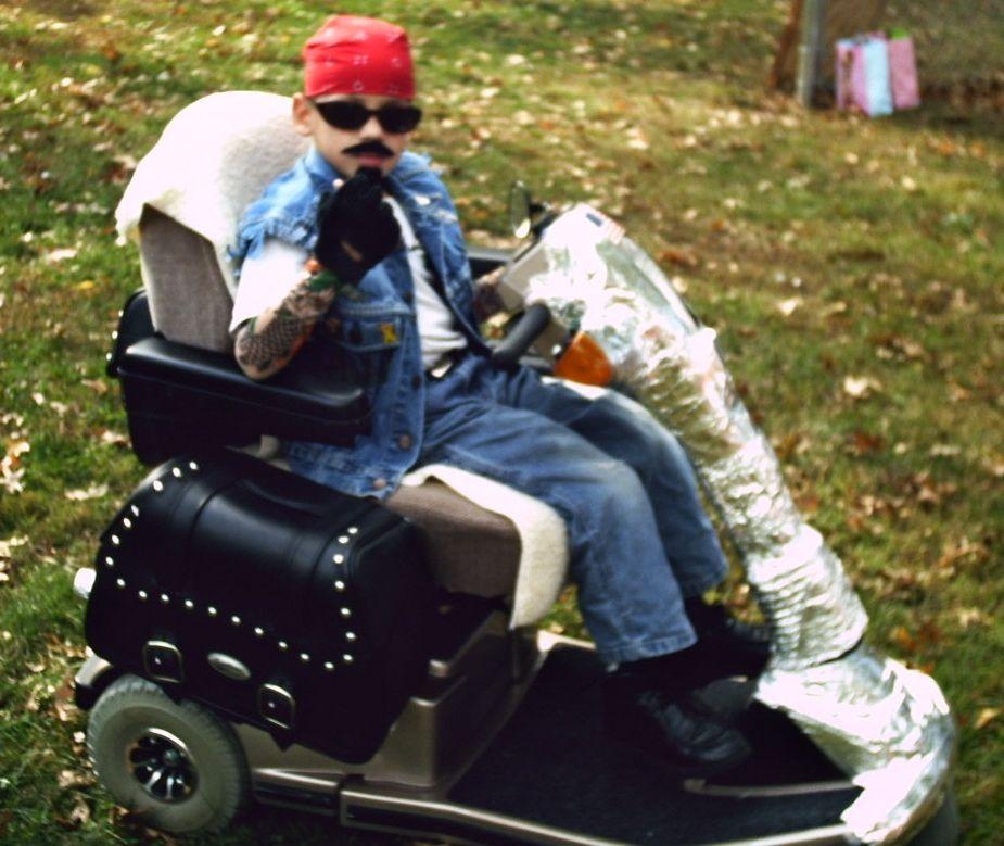 Pin On Wheelchair Halloween Costumes