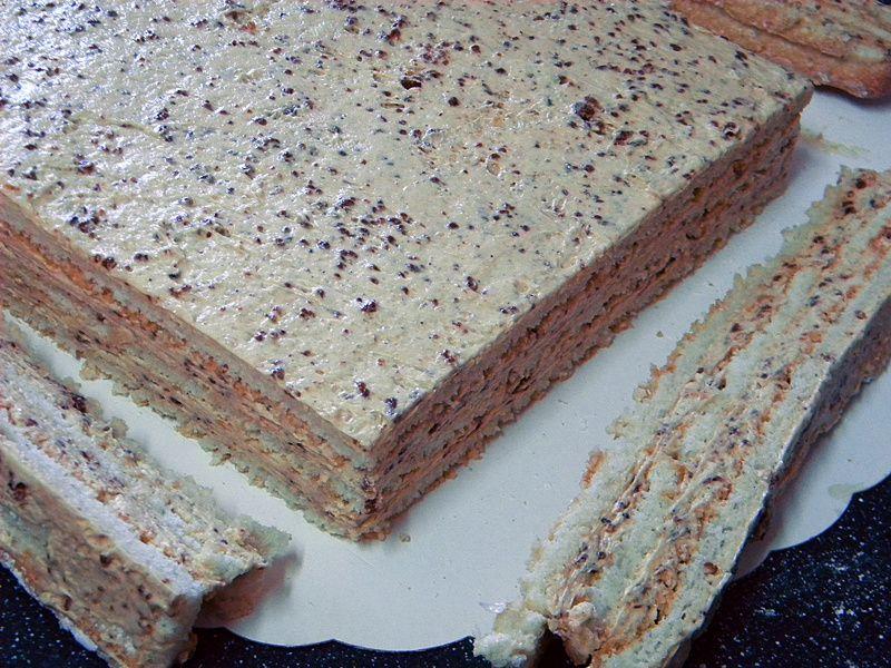 LE CASTEL (ET LE RUSSE) Gâteaux et desserts