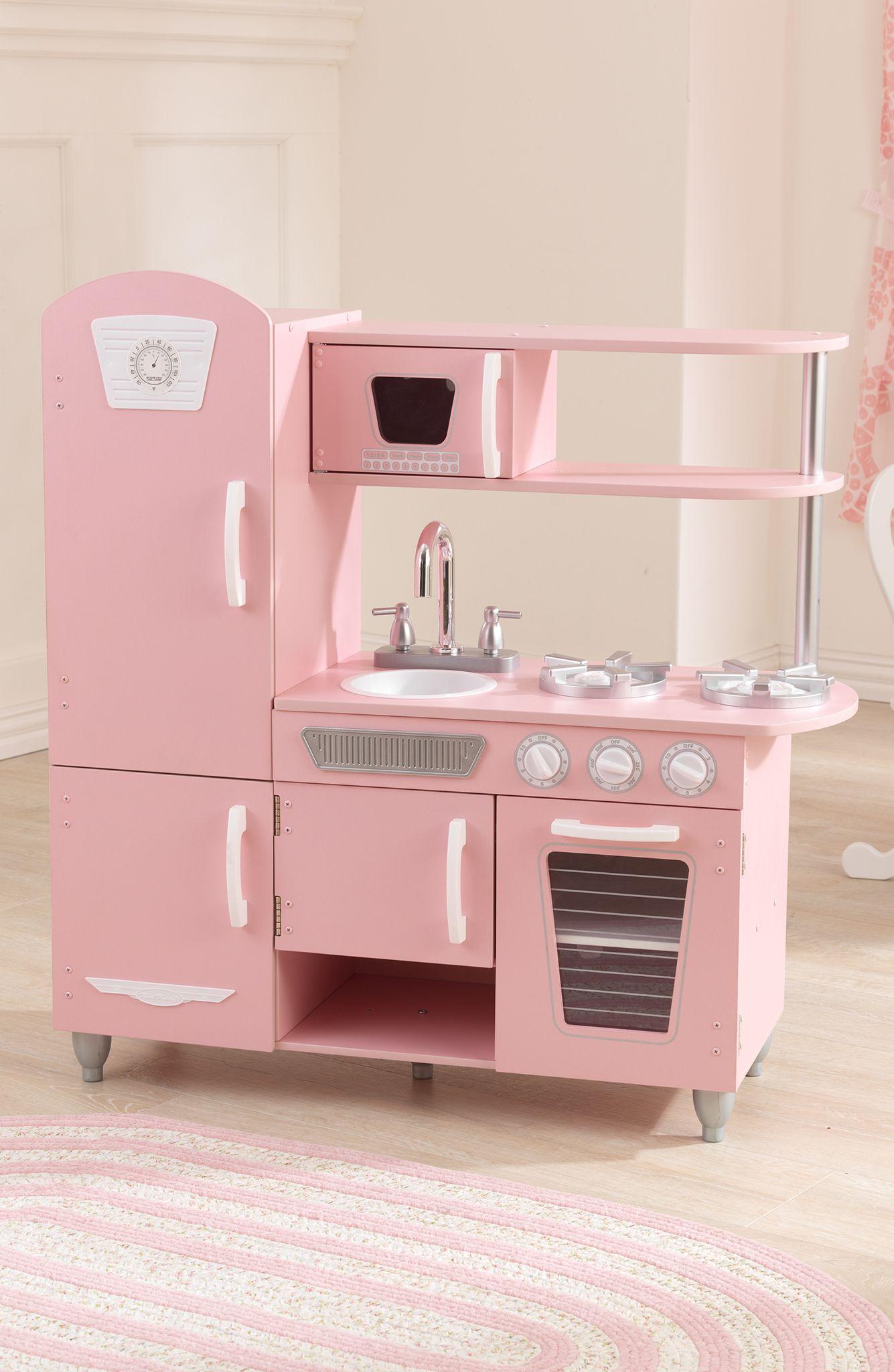 kidkraft vintage kitchen set only $75.59 shipped! (reg