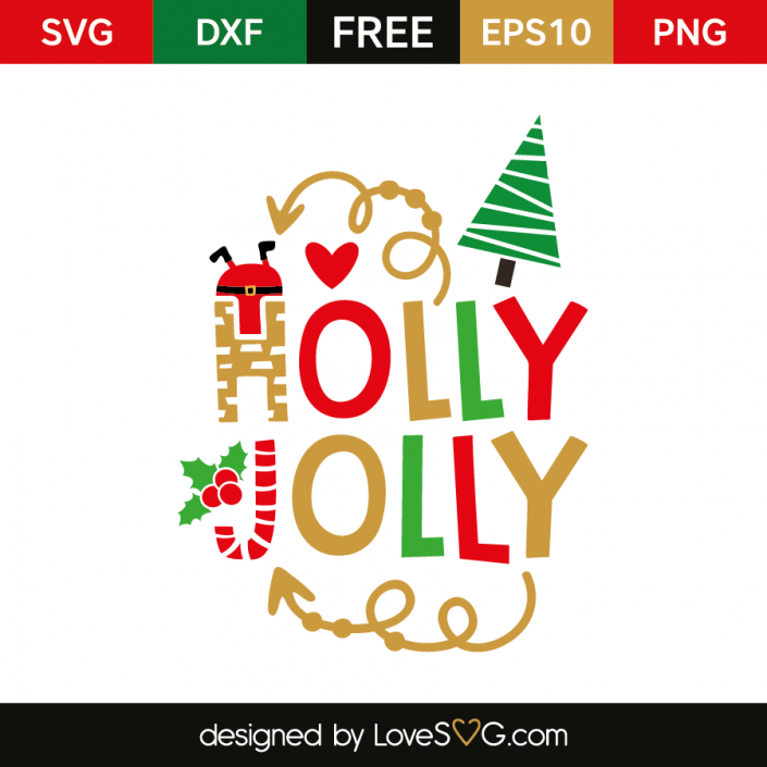 Holly Jolly Christmas svg, Cricut air 2, Christmas vinyl