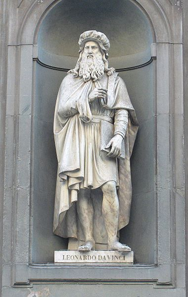 grandes recetas de la cocina sculpture gardenleonardo da - Leonardo Da Vinci Lebenslauf