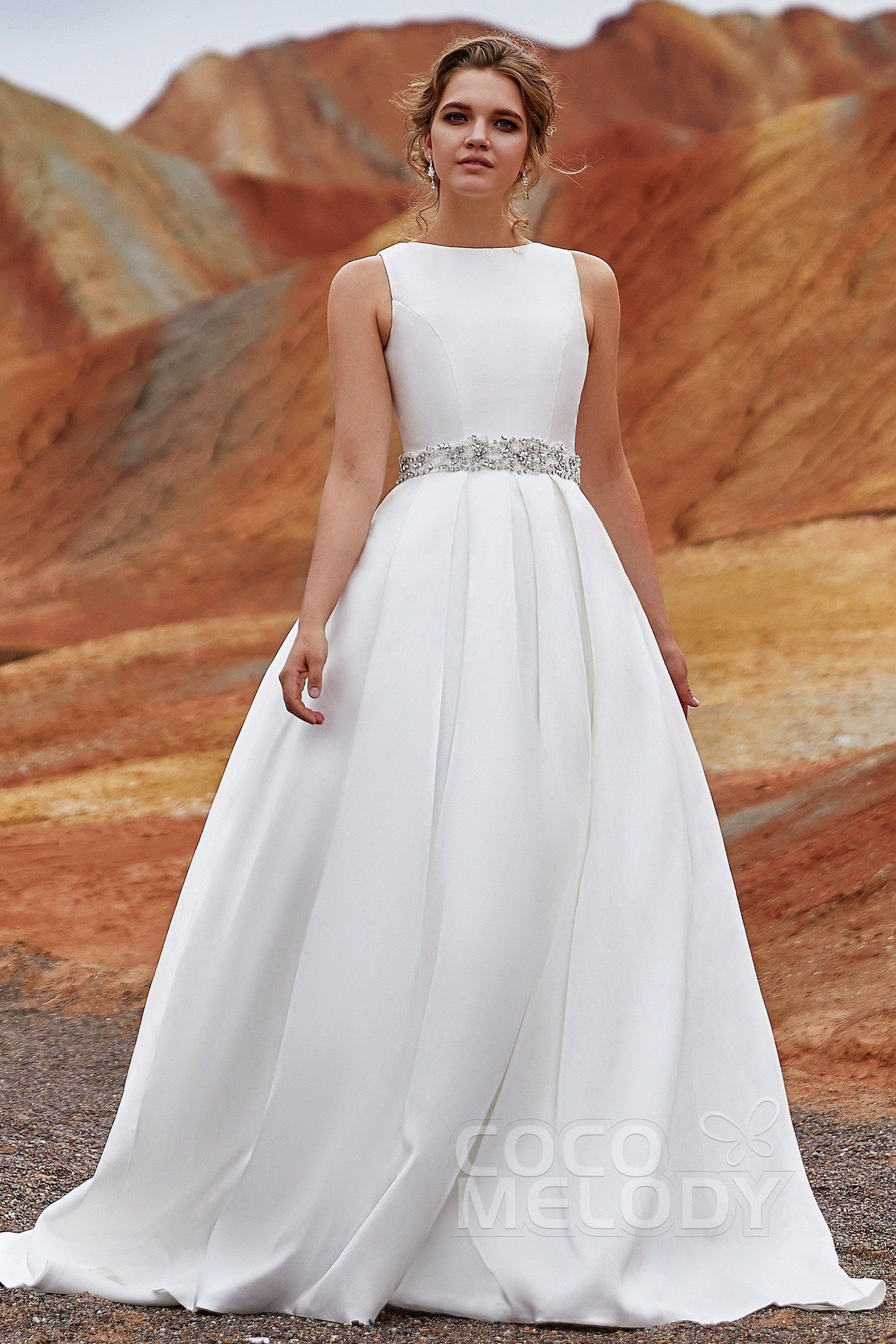 42++ Wedding dresses for large bust small waist information