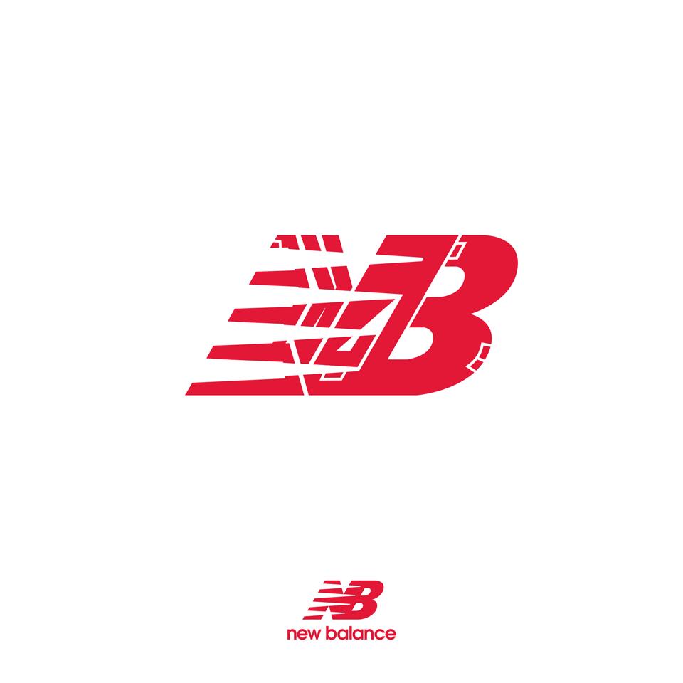 New Balance Logo With Arabic Typography Logos Typography Read News