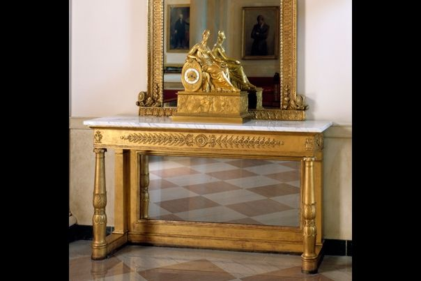 Superb Pier Table Bellange 1817 For The Home Pinterest Art Rooms Largest Home Design Picture Inspirations Pitcheantrous