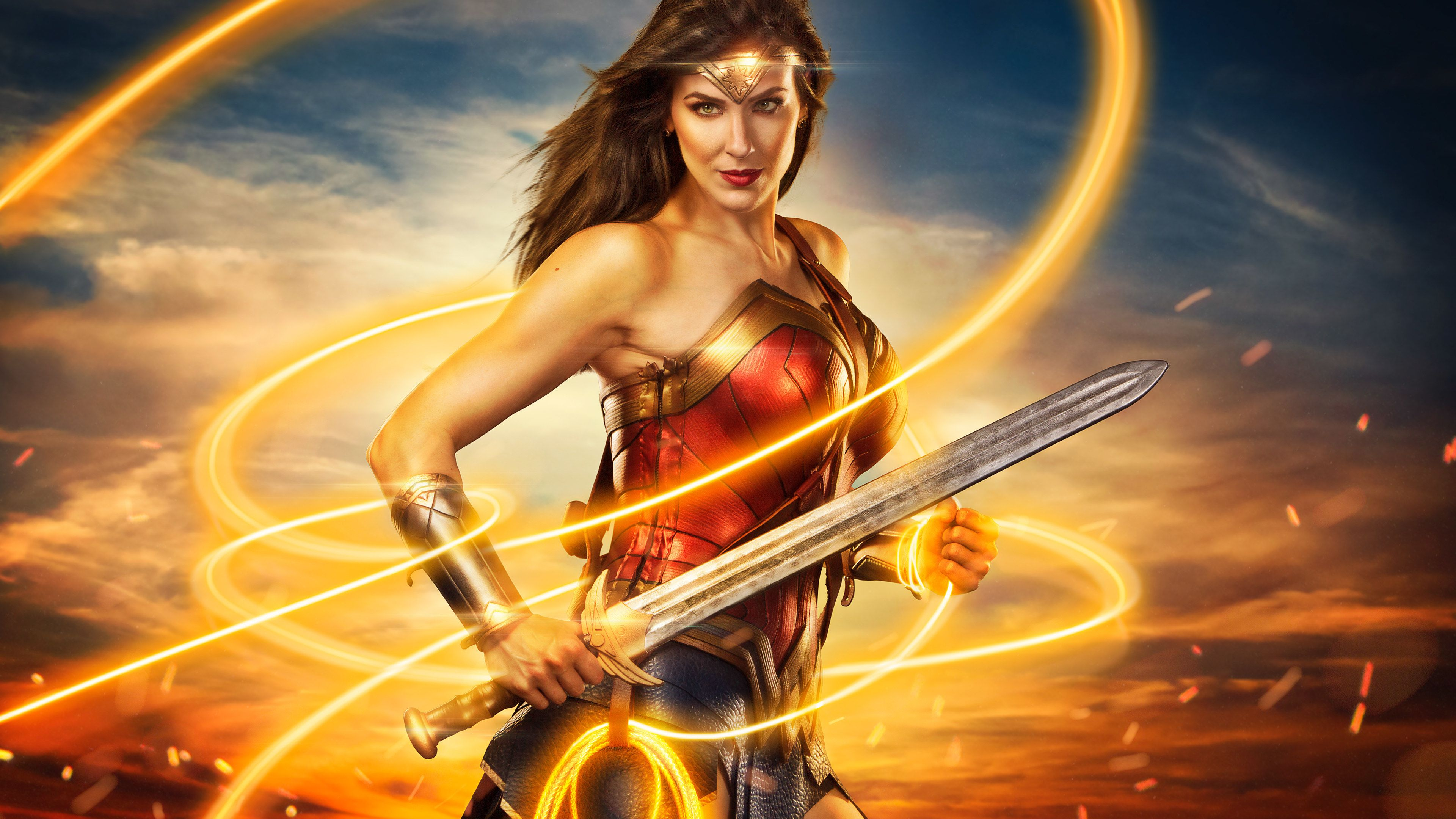 Wonder Woman 4k Cosplay Wonder Woman Wallpapers Superheroes Wallpapers Hd Wallpapers Cosplay Wallpapers 4k Wallp Wonder Woman Batman Wonder Woman Superhero