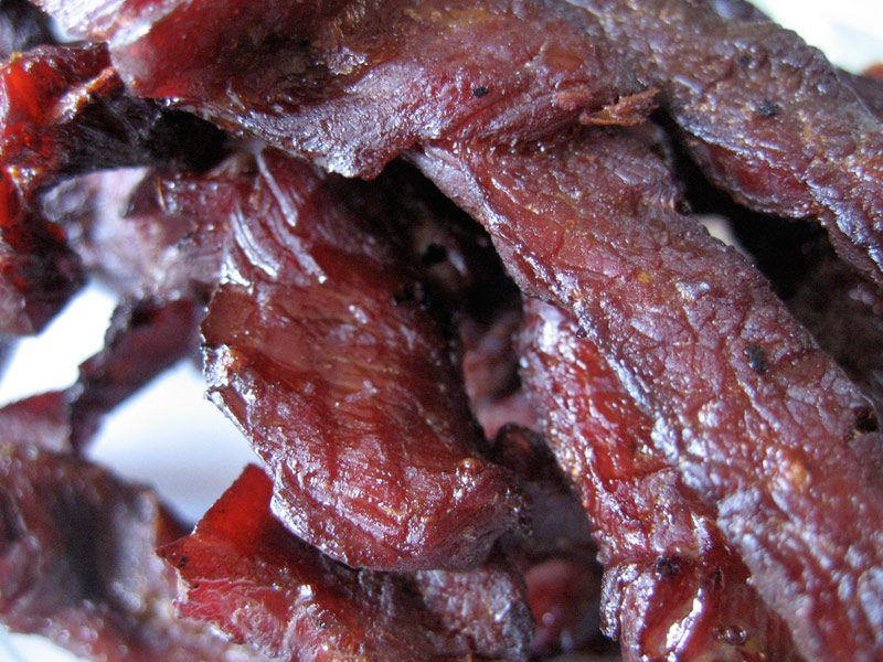 Asian Style Beef Jerky Simple Comfort Food Recipes