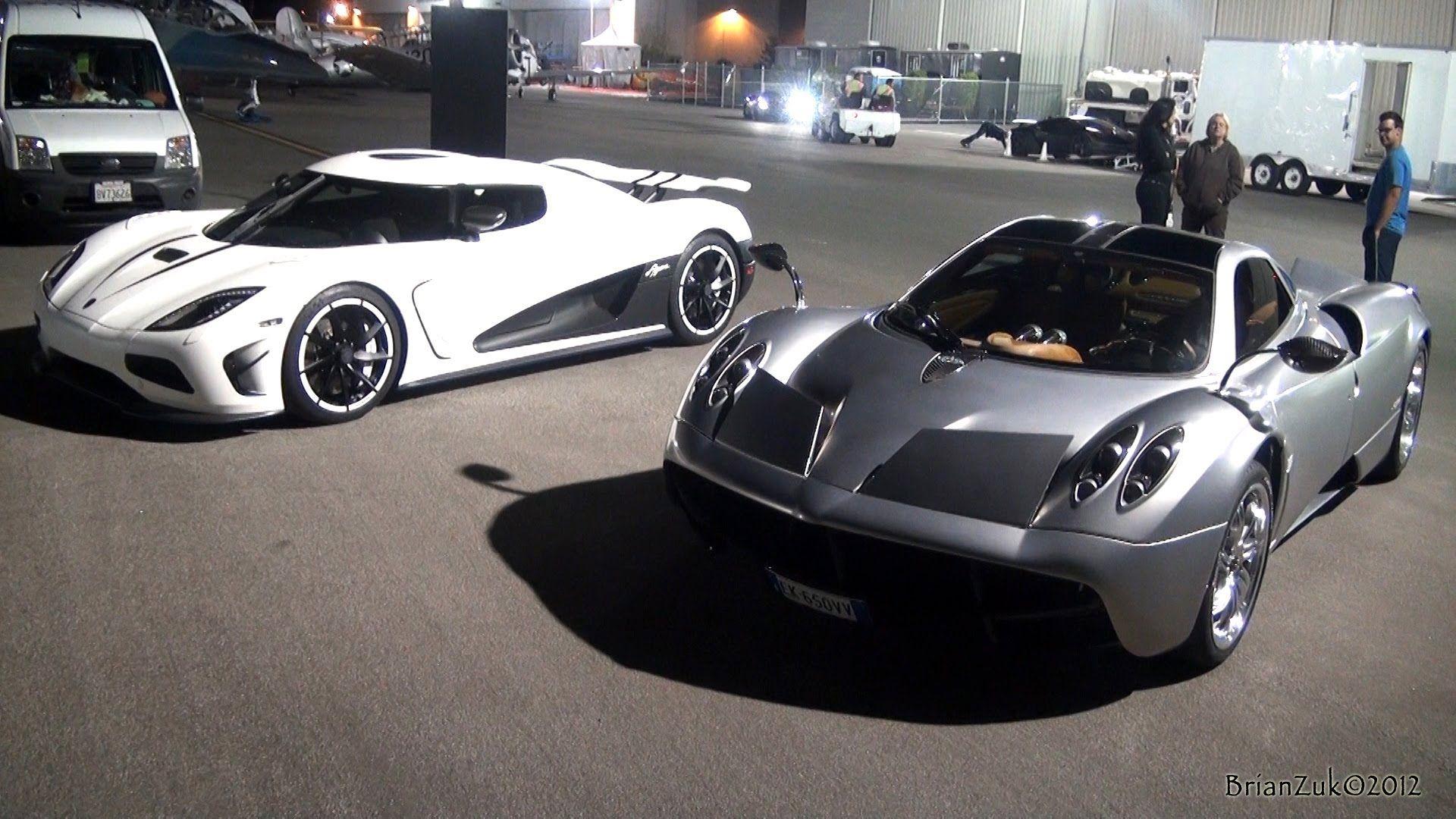 Top 5 Ultimate Supercars Super Cars Bugatti Veyron Dream Cars