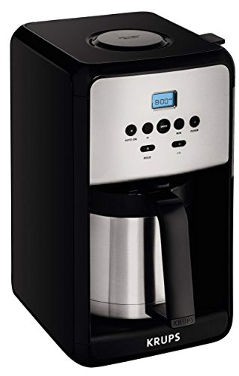 KRUPS ET351 Coffee Maker, Coffee Programmable Maker