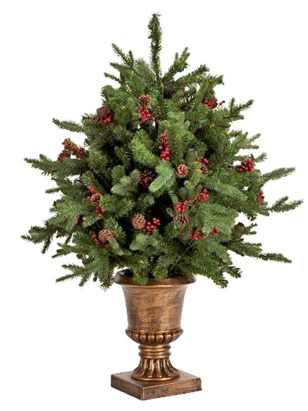 The 10 Best Artificial Christmas Trees Christmas Ideas Pinterest