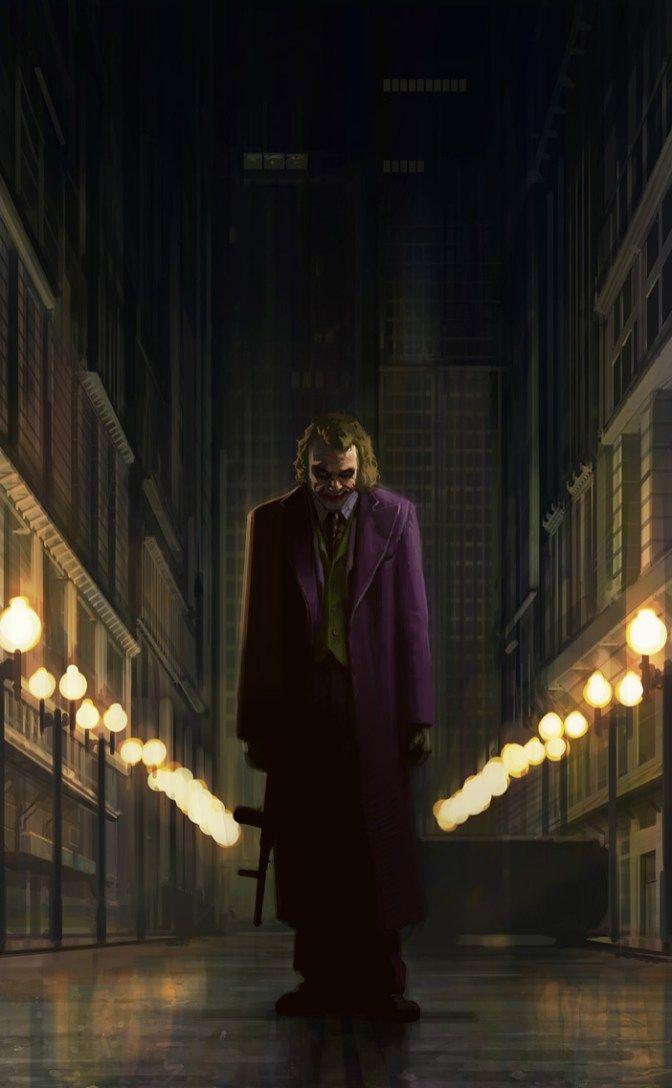 Joker posterleri: Neden bu kadar ciddisin?