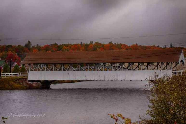 Groveton Covered Bridge NH