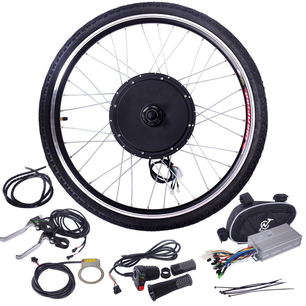 48v 1000w And 750w Super Power Brushless Gearless Hub Motor Allow You To Swap Two Power Modes Between T Electric Bike Kits Best Electric Bikes Powered Bicycle