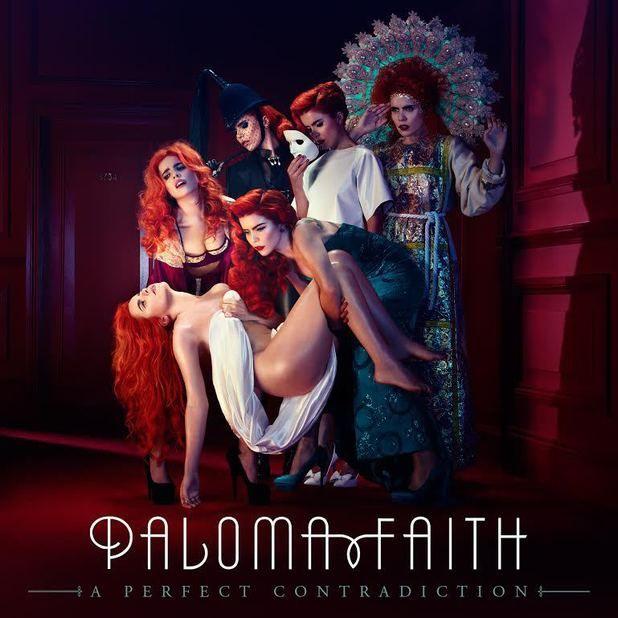 Paloma Faith A Perfect Contradiction Album Cover