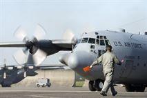 Photos Ac 130 Gunship Aircraft Maintenance C130 Hercules