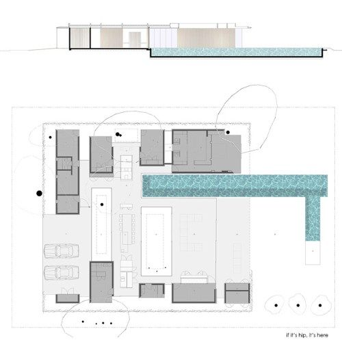 section and floor plan bela Vista Pinterest – Costa Rica Home Floor Plans