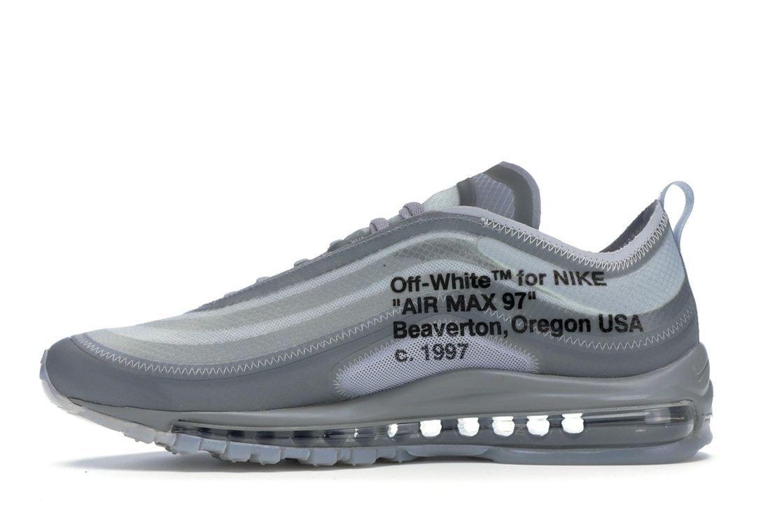 Off White Air Max 97 Menta Hypeloo Off White Shoes Air Max 97