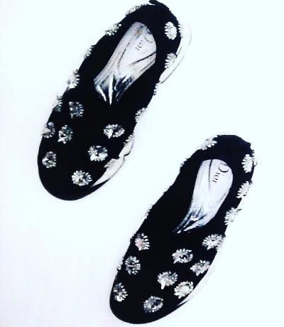 Кроссовки Dior р 38