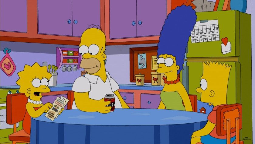 Marge Simpson Has Something To Say To The Trump Campaign In 2020 The Simpsons The Simpsons Movie Simpson