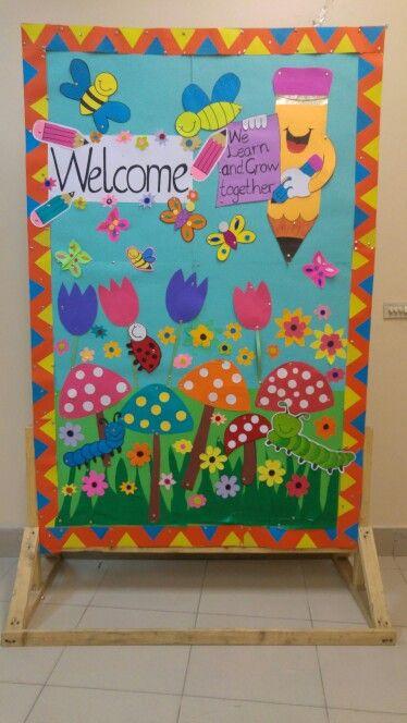 Welcome Board Bulletin Board Ideas School Board