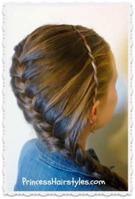 Pin On Princess Hairstyles How To Hairstyles For Girls