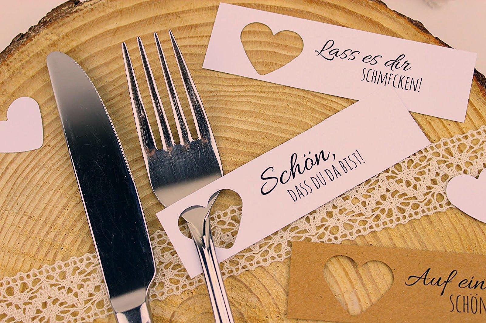 Photo of DIY Tischkarten einfach selber machen + kostenlose Vorlagen – Hochzeit