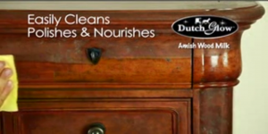As Seen On Tv Dutch Glow Amish Wood Milk Furniture Polish Review With Images Amish Wood Milk Furniture Polish Wood