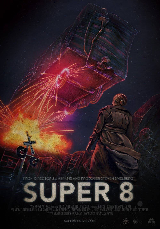 Super 8 | p õ ś t e r š in 2019 | Superhero movies, Movie