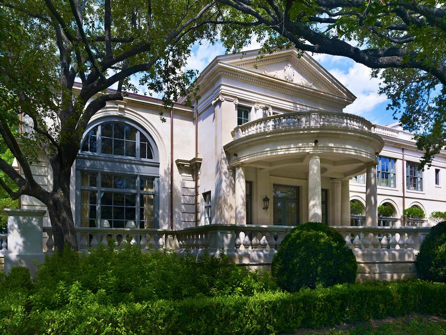 Inside Gerald Kelli Ford S 29 000 Sq Ft Texas Mansion With