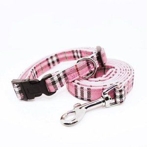 Cute Dog Collar Leash Set For Lucy I Need To Get Her More Pink