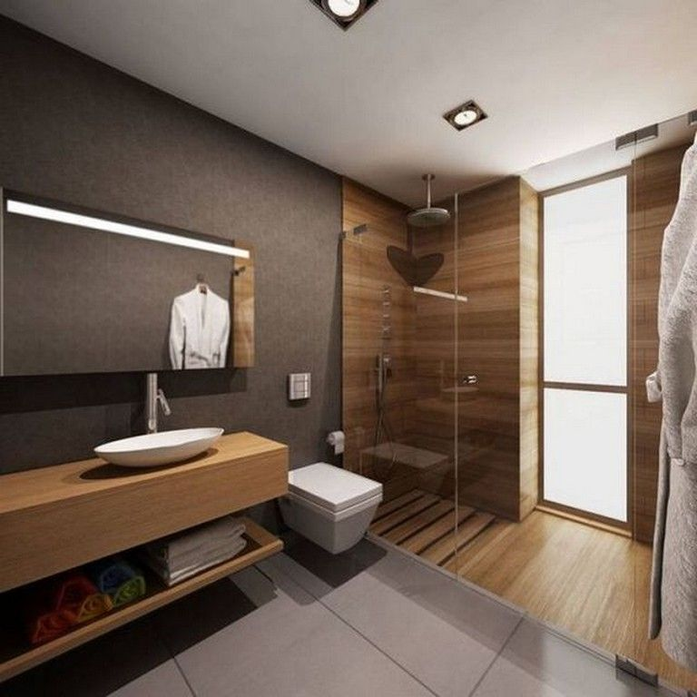 19 Stunning Plywood Bathroom Wall Design Ideas Modern House Bathroom Interior Design Modern Bathroom Design Top Bathroom Design