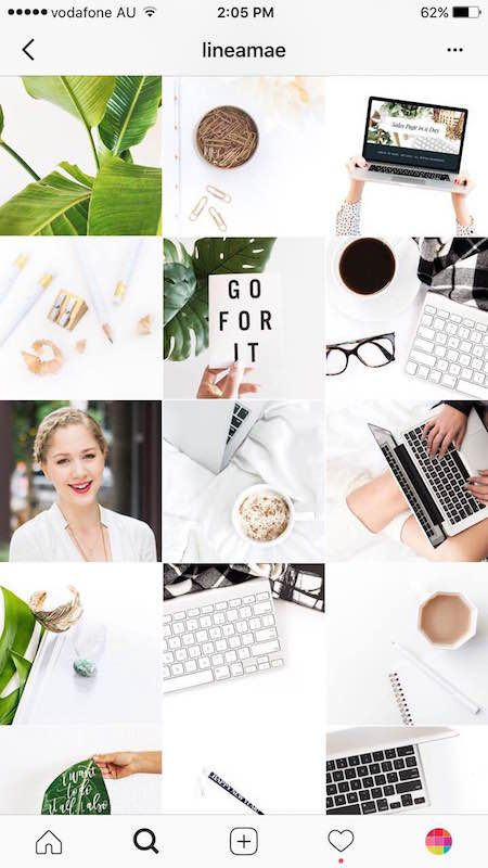 11 Simple Tips That Will Instantly Improve Your Instagram Feed Instagram Feed Instagram Feed Ideas Instagram Theme Feed