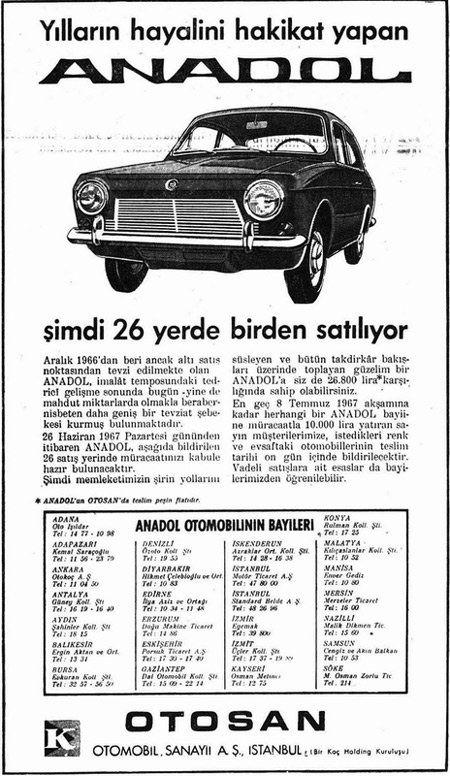 İlk yerli otomobil lansmanı