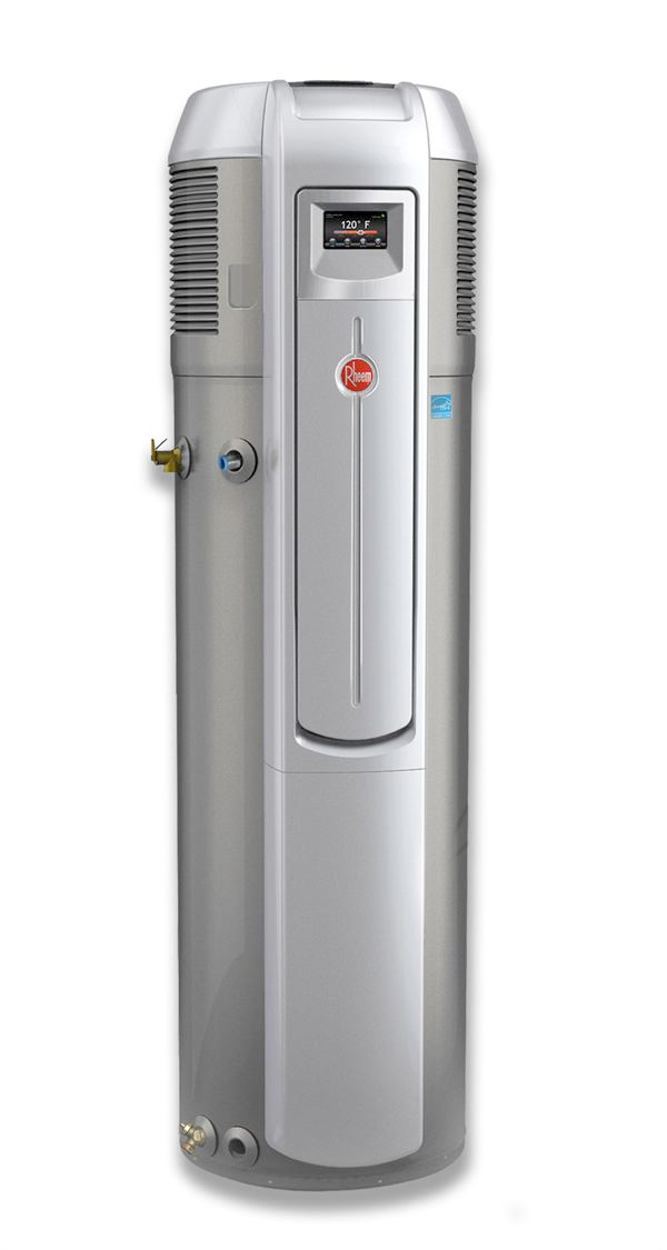 Upgrading Our Water Heater To This Spectacularly Efficient Rheem
