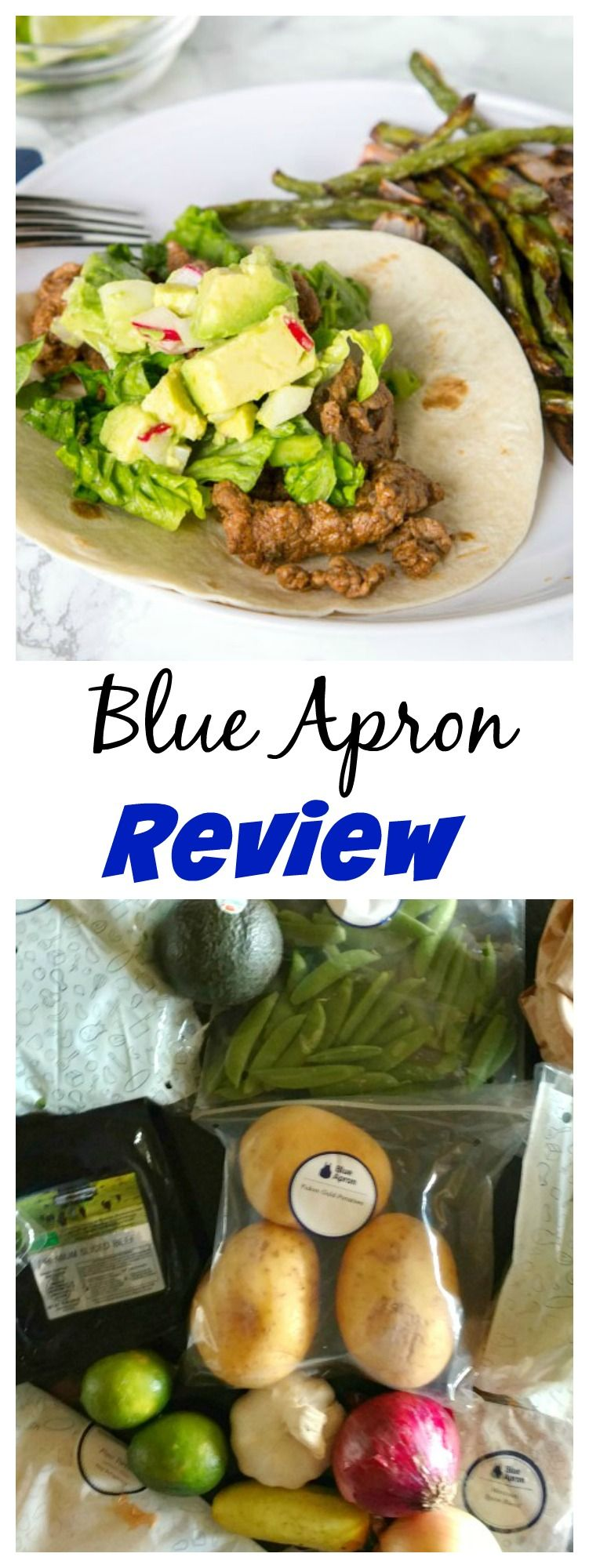 An Honest Review Of Blue Apron Meal Delivery Service. How