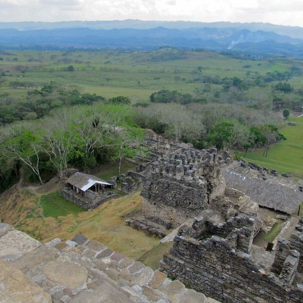 Best Places In Mexico To See Ruins: Tonina, Mayan Ruins Tallest Pyramid In Mexico