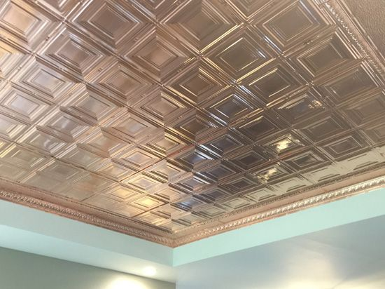 Dct Gallery Decorative Ceiling Tiles Copper Ceiling Tiles Copper Ceiling Ceiling Tiles